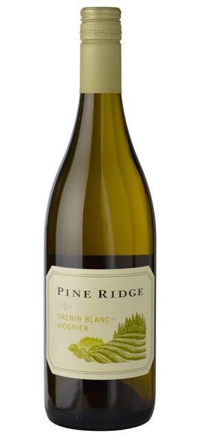 Pine Ridge – Chenin blanc + Viognier 2014 – California