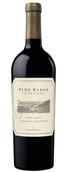 Pine Ridge Vineyards – Cabernet Sauvignon 2013 – Napa Valley