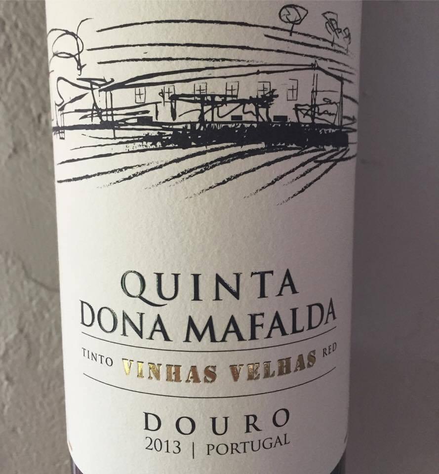 Quinta Dona Mafalda – Vinhas Velhas 2013 – Douro