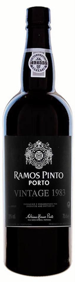 Ramos Pinto – 1983 Vintage Porto