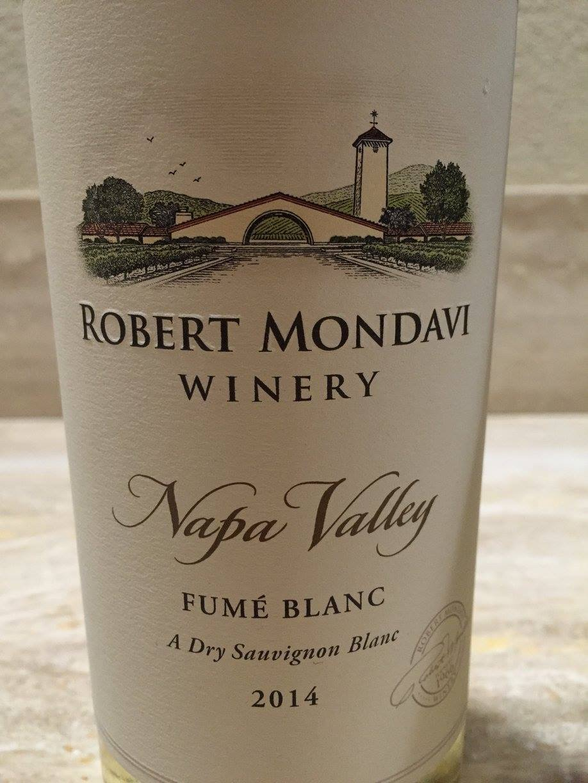 Robert Mondavi – Fumé Blanc 2014 – Napa Valley
