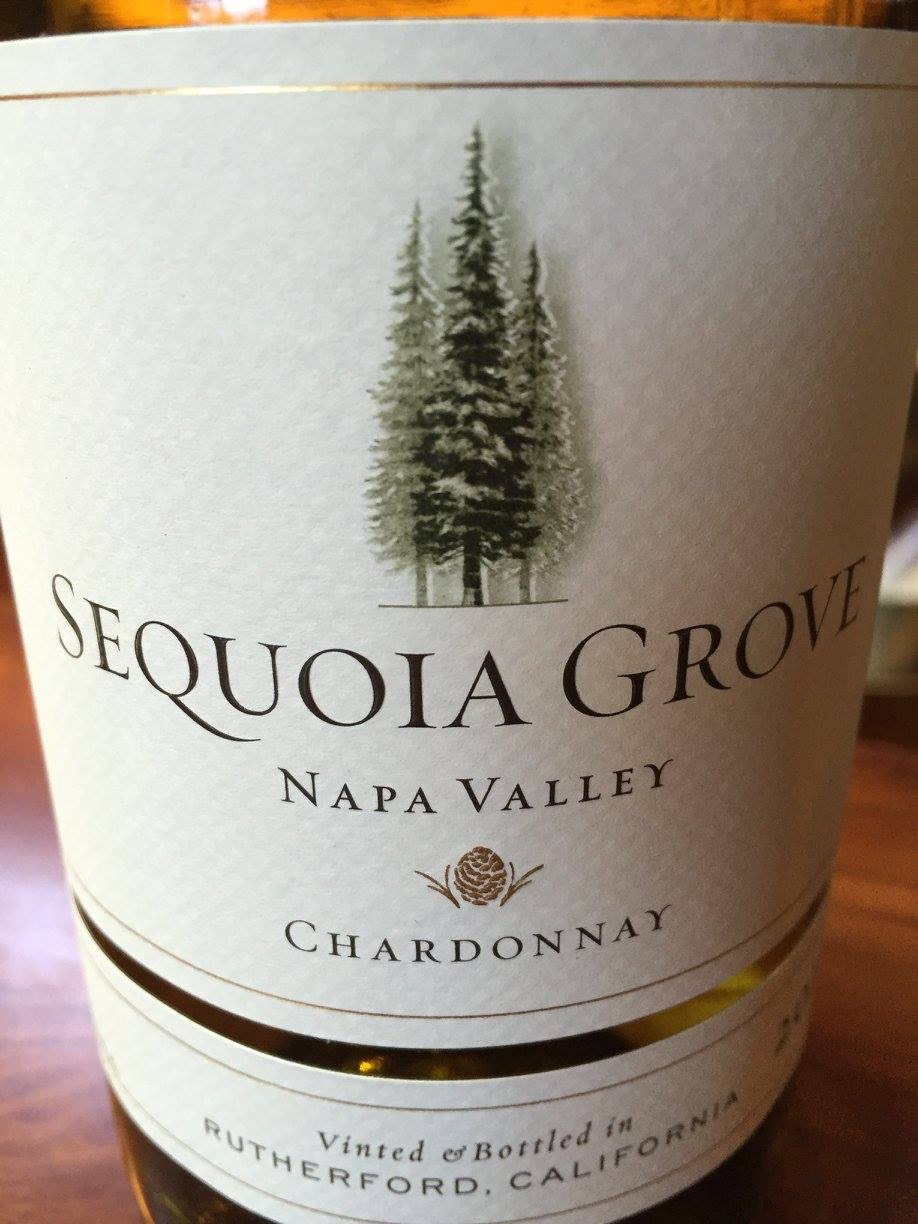 Sequoia Grove – Chardonnay 2014 – Napa Valley