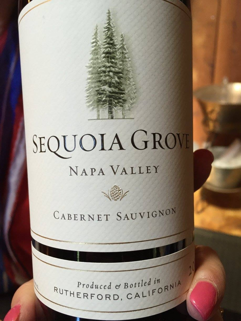 Sequoia Grove – Cabernet Sauvignon 2013 – Rutherford, Napa Valley