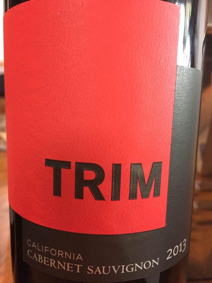 Trim – Cabernet Sauvignon 2013 – California