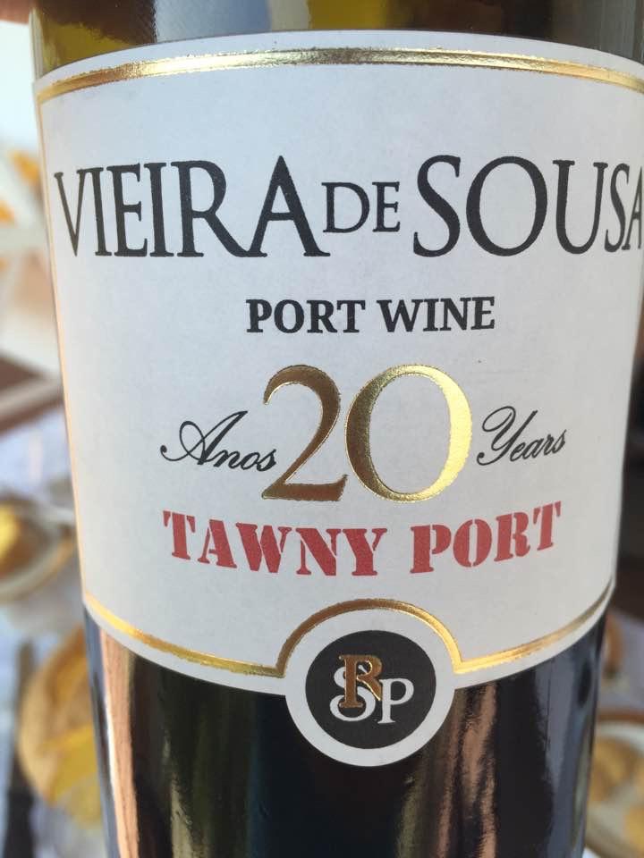 Vieira de Sousa – 20 Years Old – Tawny Port