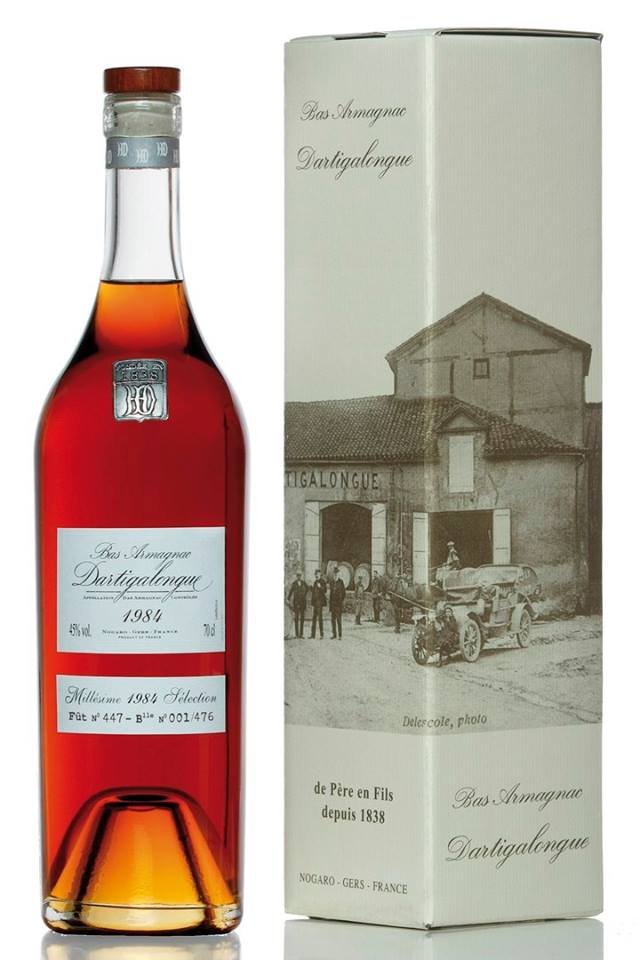 Dartigalongue – 1984 Single Cask – Bas-Armagnac