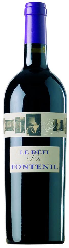 Le Défi de Fontenil 2008 – Vin de France