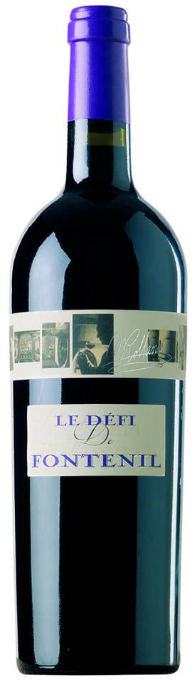Le Défi de Fontenil 2009 – Vin de France