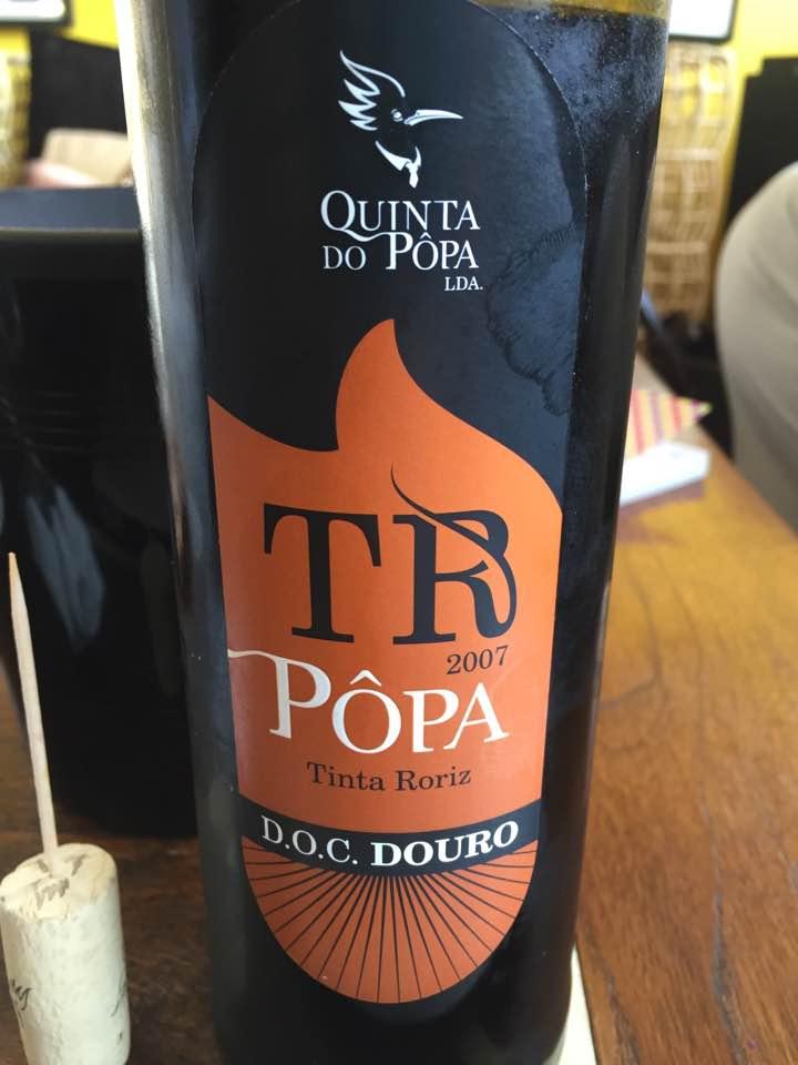 Quinta do Pôpa – Tr Pôpa 2007 – Douro