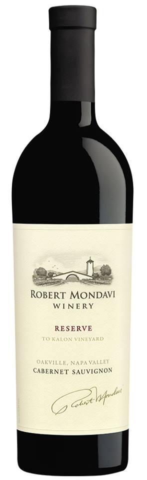 Robert Mondavi – To Kalon Vineyard – Cabernet Sauvignon Reserve 2014 – Oakville – Napa Valley