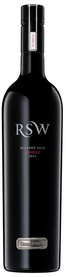Wirra Wirra – RSW Shiraz 2014 – McLaren Vale – Australie