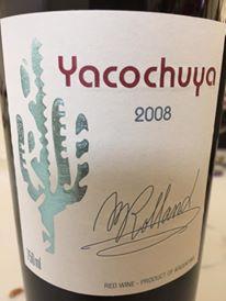 Yacochuya 2008 – Cafayate, Salta – Argentina