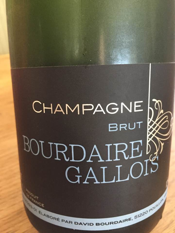 Champagne Bourdaire Gallois – Brut