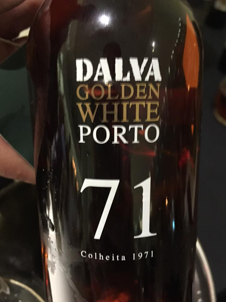 Dalva 1971 – Golden White Port – Colheita