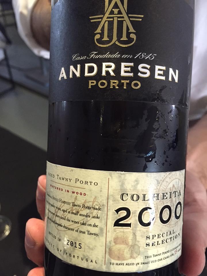 J.H. Andresen – 2000 Colheita