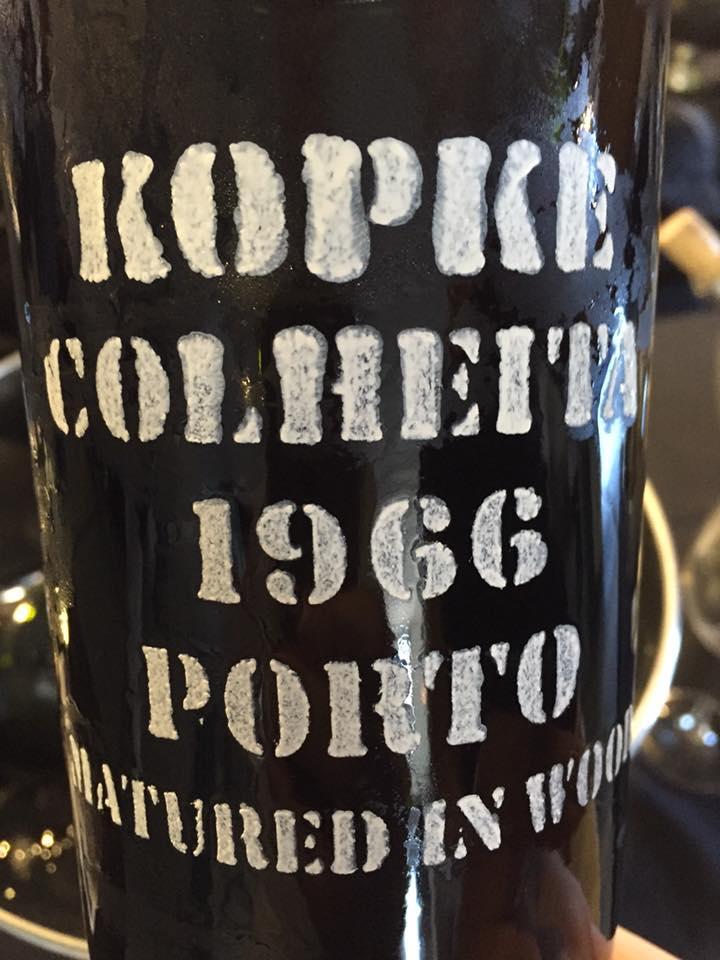 Kopke 1966 – Colheita