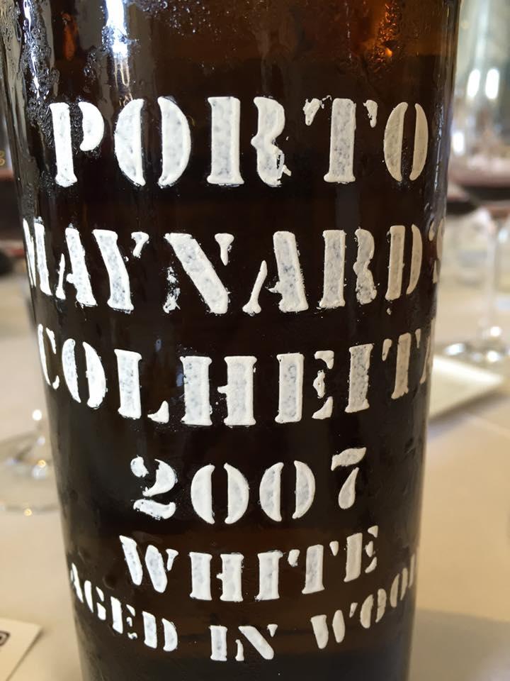 Maynard's 2007 – White Colheita