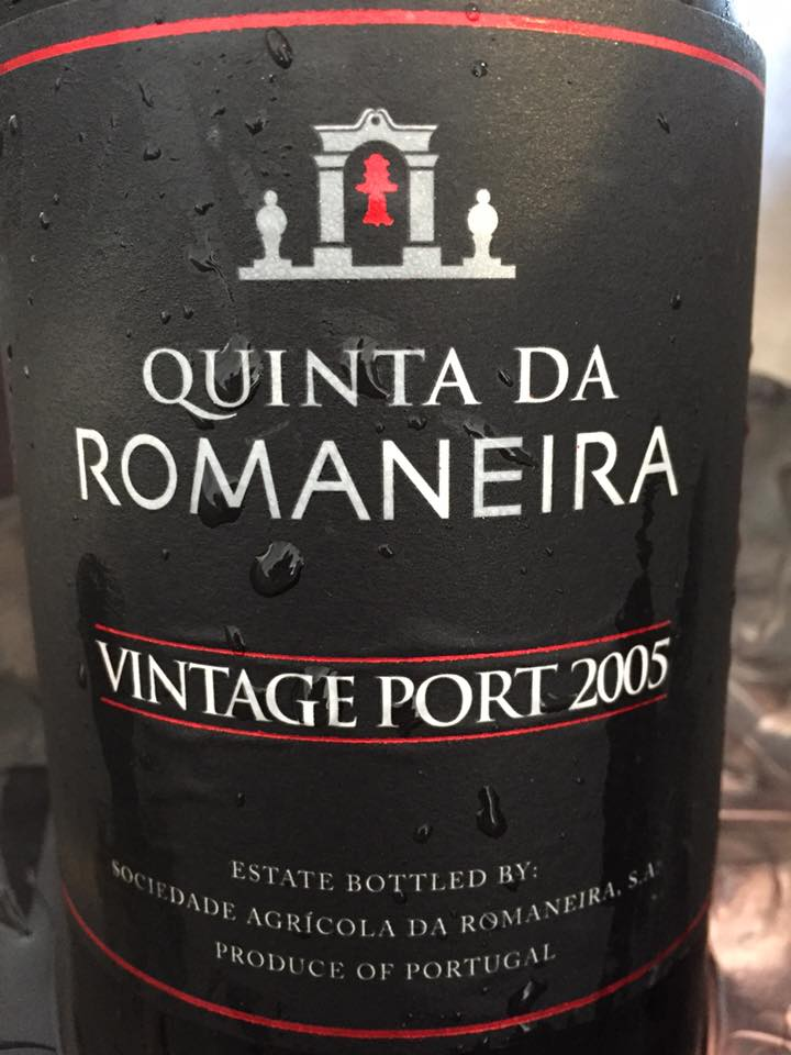 Quinta do Romaneira 2005 – Vintage Port