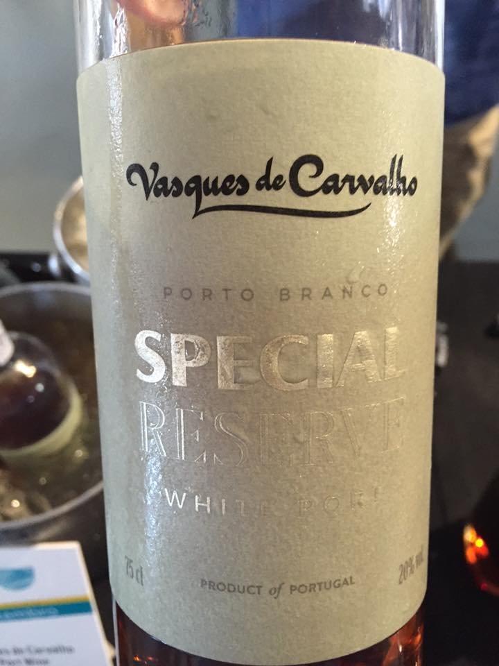 Vasques de Carvalho – Special Reserve – White Port