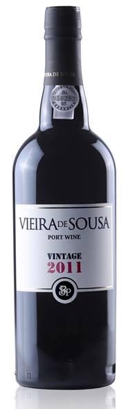 Vieira de Sousa – 2011 Vintage Porto