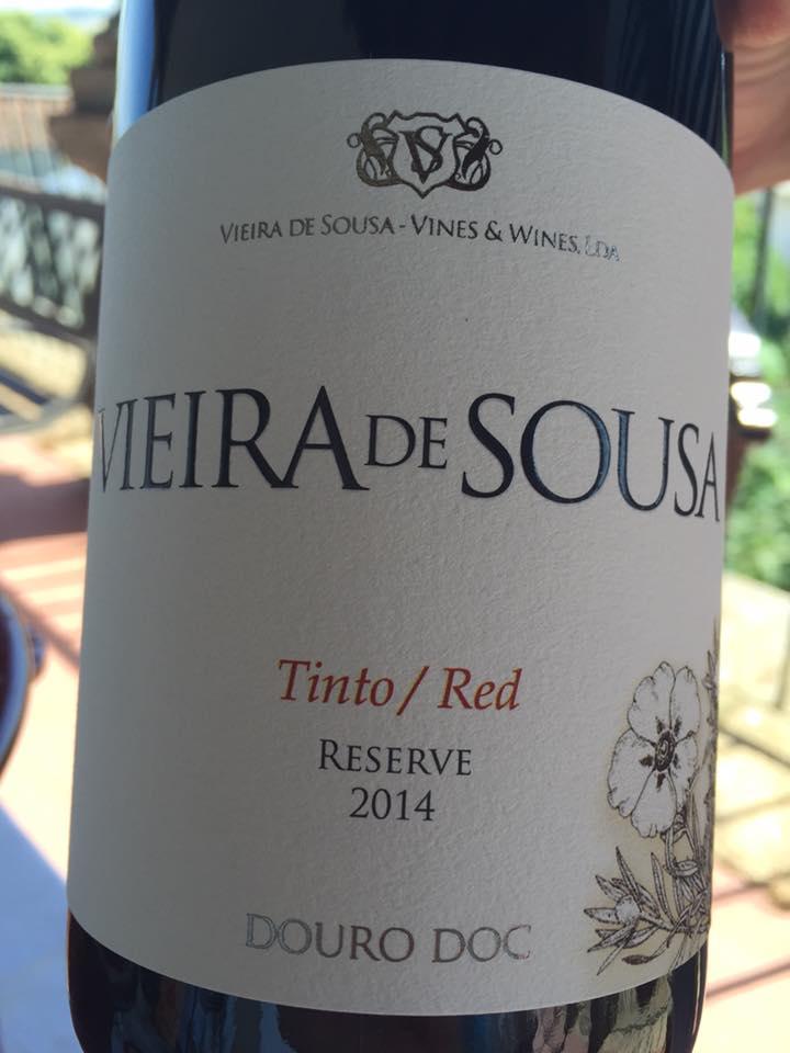 Vieira de Sousa – Tinto / Red – 2014 Reserve – Douro