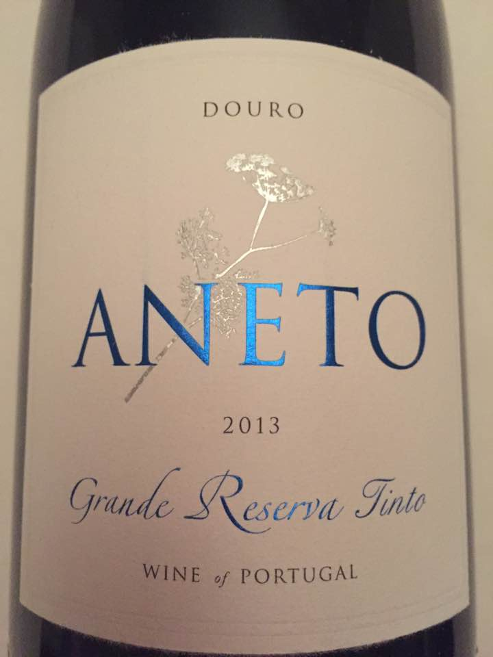 Aneto – Grande Reserva Tinto 2013 – Douro
