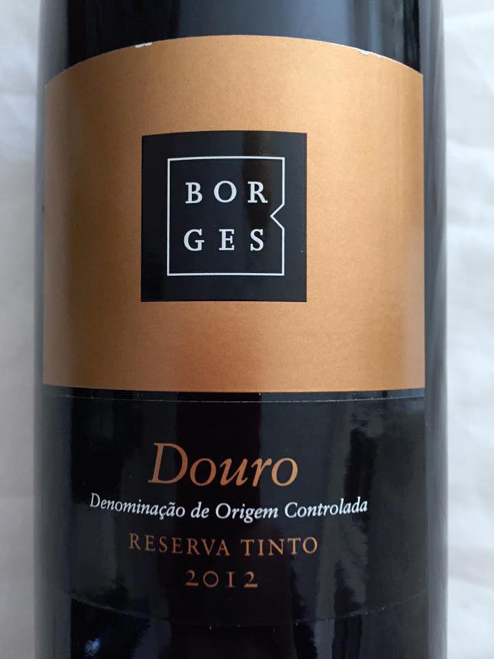 Borges – Reserva Tinto 2012 – Douro