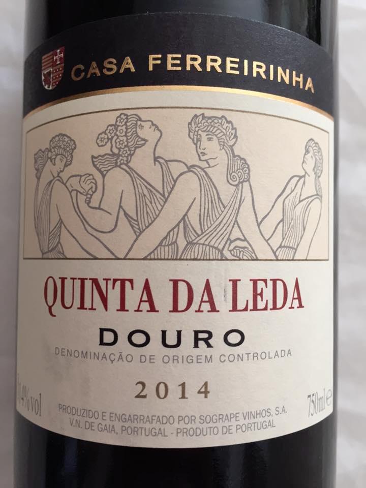 Casa Ferreirinha – Quinta da Leda 2014 – Douro