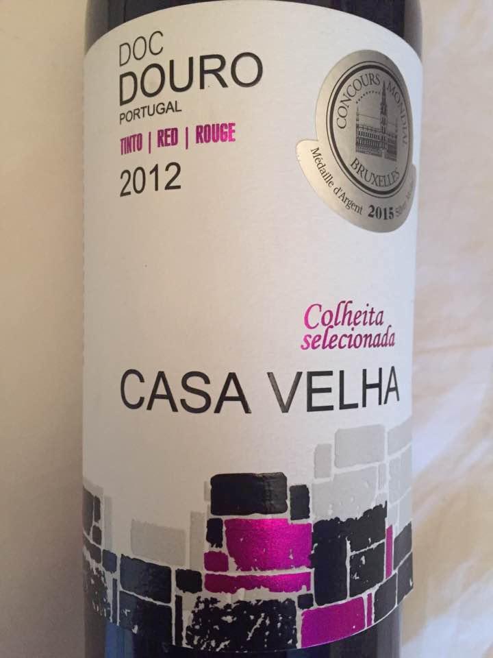 Casa Velha – Colheita Selecionada 2012 – Douro