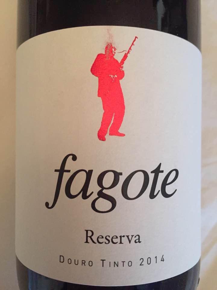 Fagote – Reserva 2014 – Douro