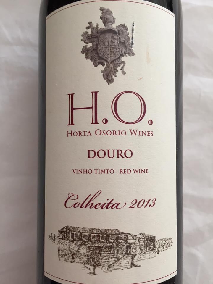 Horta Osorio Wines – Colheita 2013 – Douro