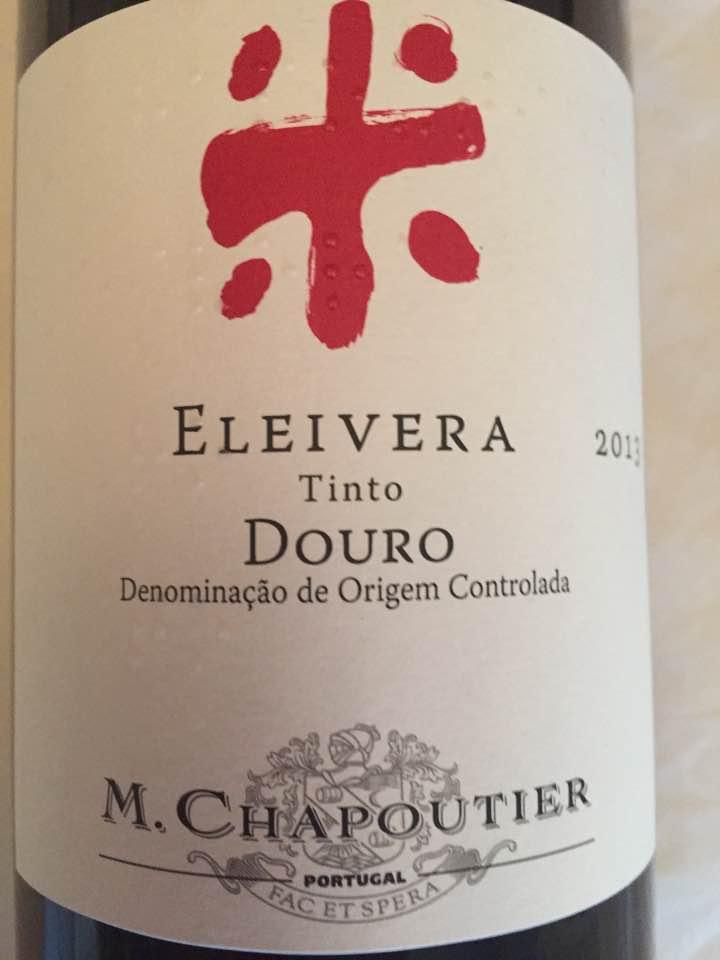 M. Chapoutier – Eleivera 2013 – Douro