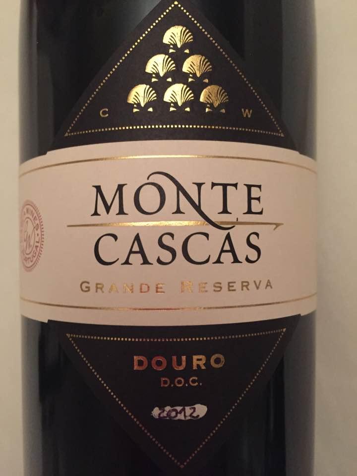 Monte Cascas – Grande Reserva 2012 – Douro