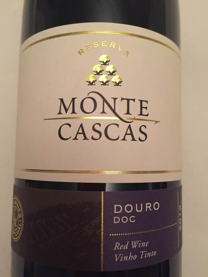 Monte Cascas – Reserva 2013 – Douro