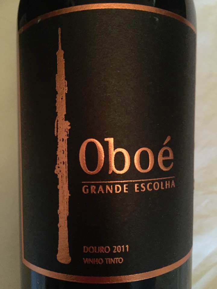 Oboé – Grande escolha 2011 – Douro