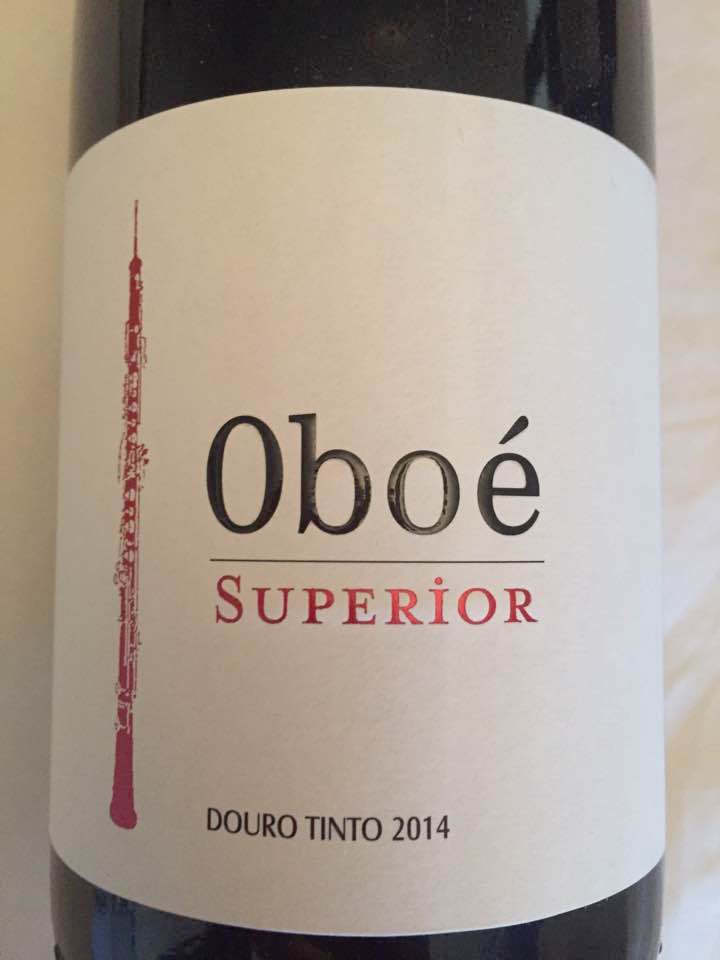 Oboé – Superior 2014 – Douro