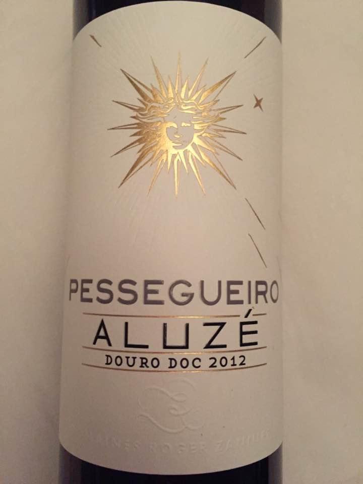 Pessegueiro – Aluzé 2012 – Douro