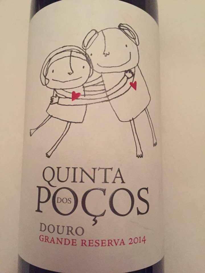 Quinta dos Poços – Grande Reserva 2014 – Douro