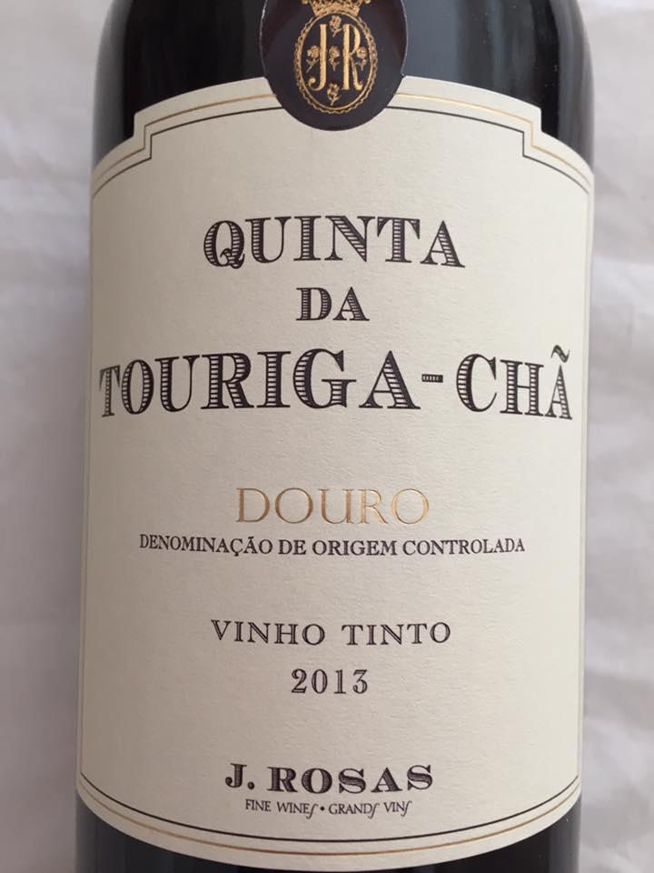 Quinta da Touriga-Cha 2013 – Douro