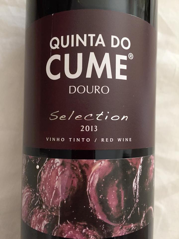 Quinta do Cume – Selection 2013 – Douro