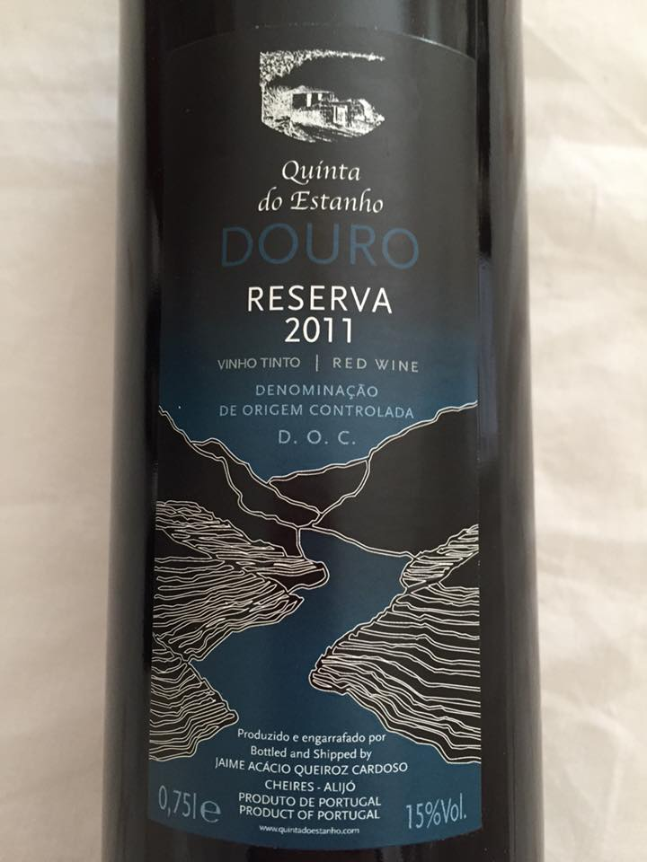 Quinta do Estanho – Reserva 2011 – Douro