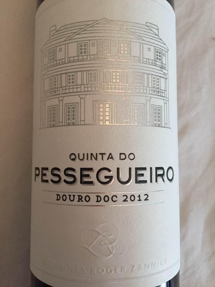 Quinta do Pessegueiro 2012 – Douro