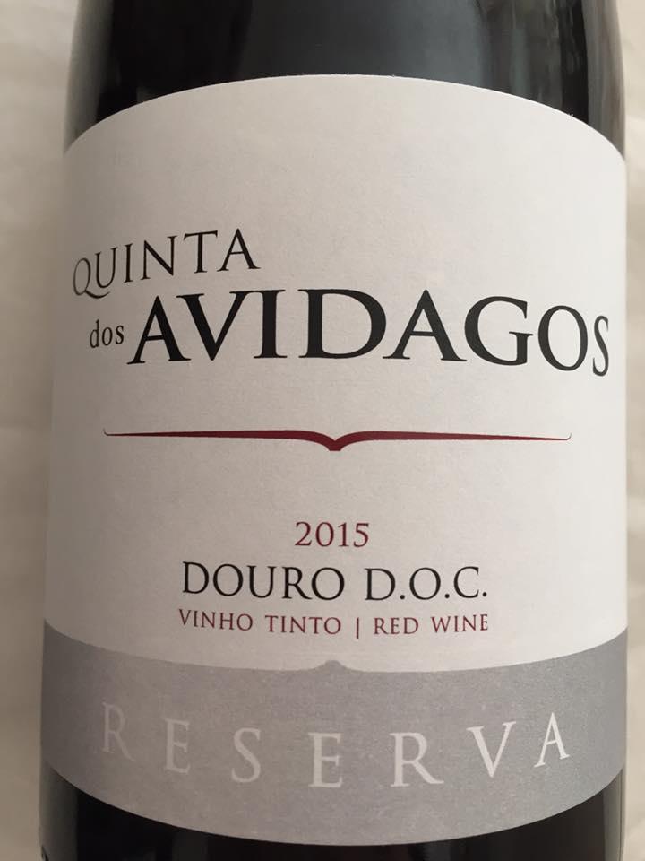 Quinta dos Avidagos – Reserva 2015 – Douro