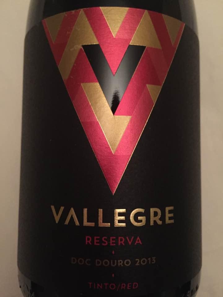 Vallegre – Reserva 2013 – Douro