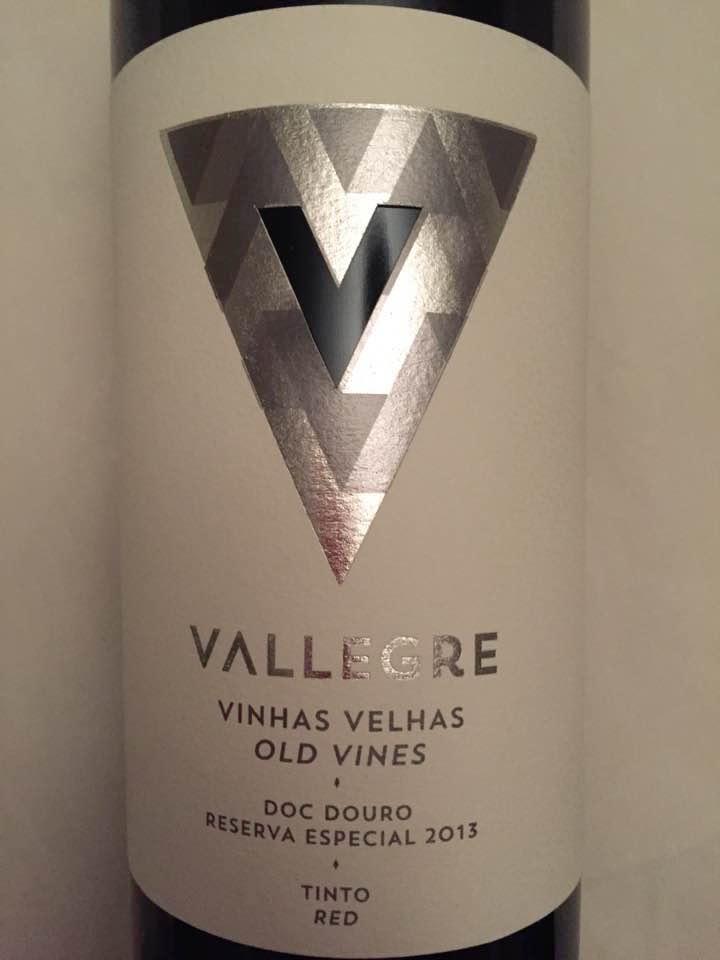 Vallegre – Vinhas Velhas – Reserva Especial 2013 – Douro
