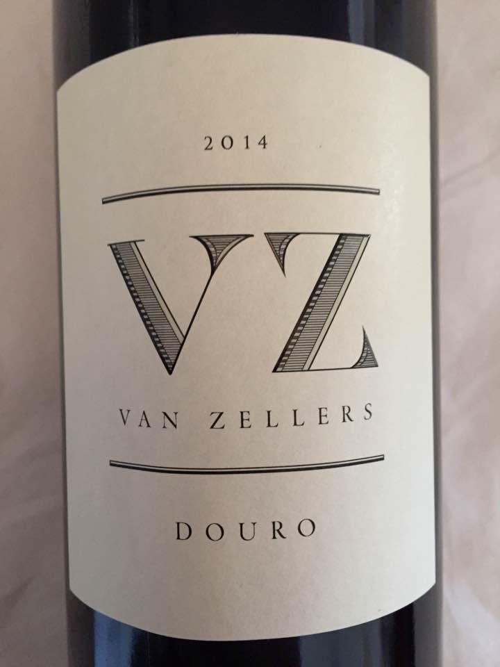 Van Zellers 2014 – Douro
