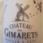 Château des Gimarets 2013 – Moulin-à-Vent