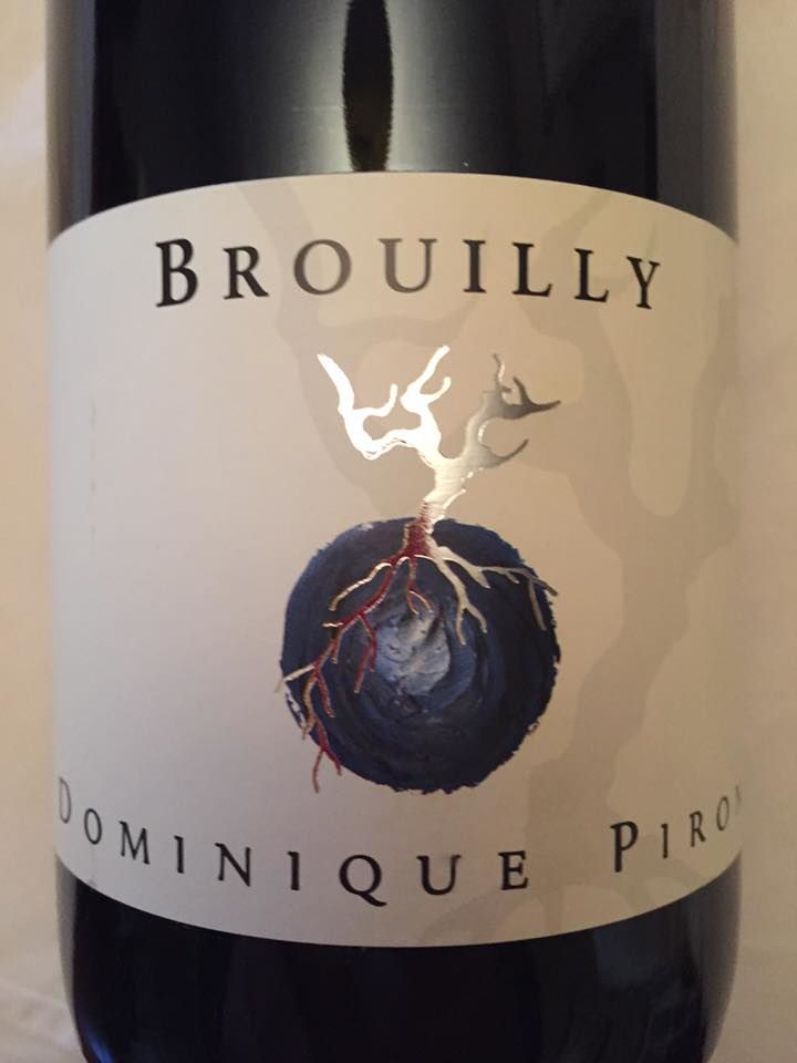 Dominique Piron 2015 – Brouilly