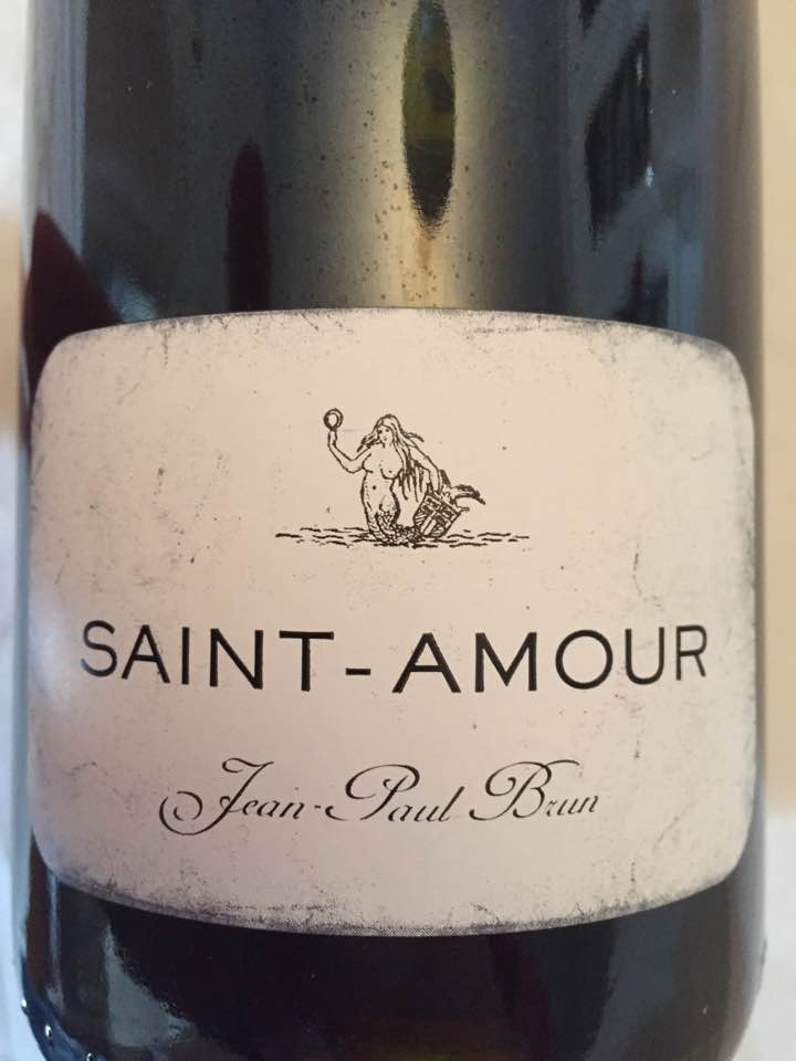 Jean-Paul Brun 2015 – Saint-Amour