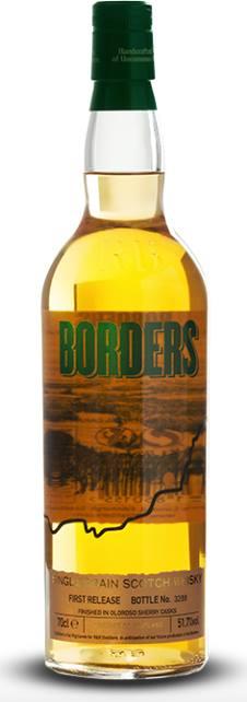 Borders – Single Grain Scotch Whisky